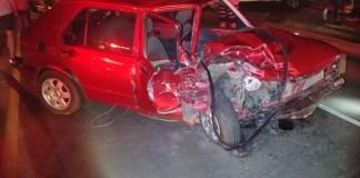 Three injured in Roodekrans collision