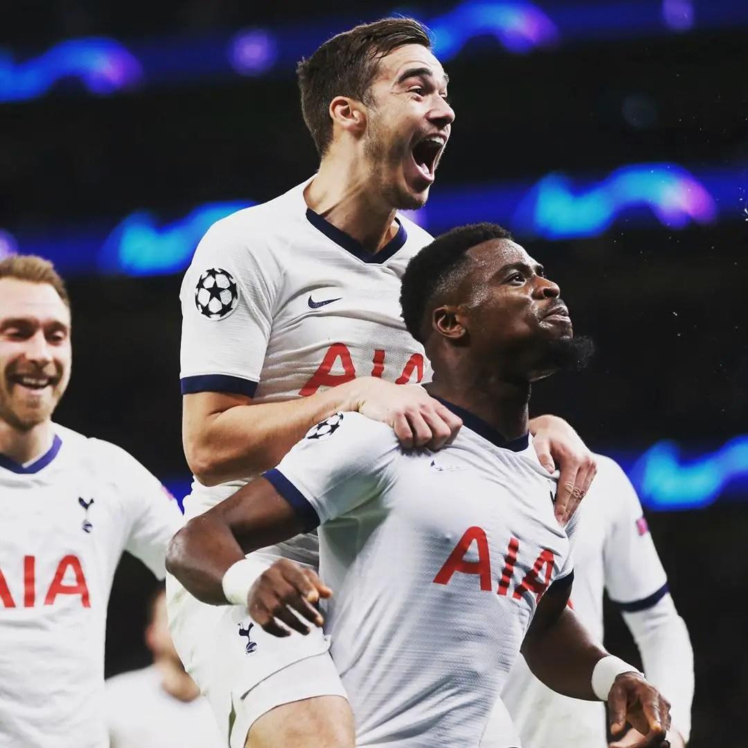 Tottenham Olympiakos
