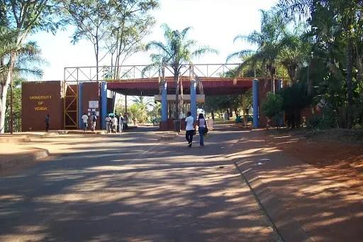 University of Venda campus