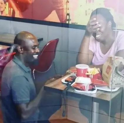 proposal-in-KFC