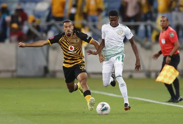 Bloemfontein Celtic and Kaizer Chiefs