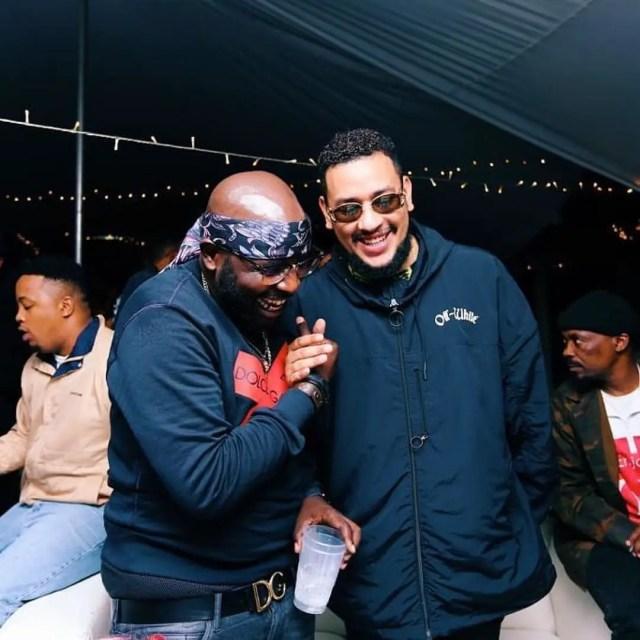 DJ Maphorisa and AKA