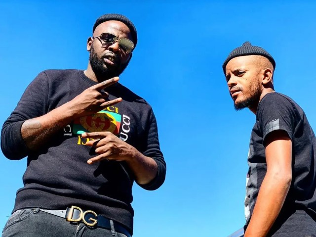 DJ Maphorisa and Kabza De Small