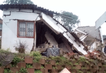 Durban floods destroy