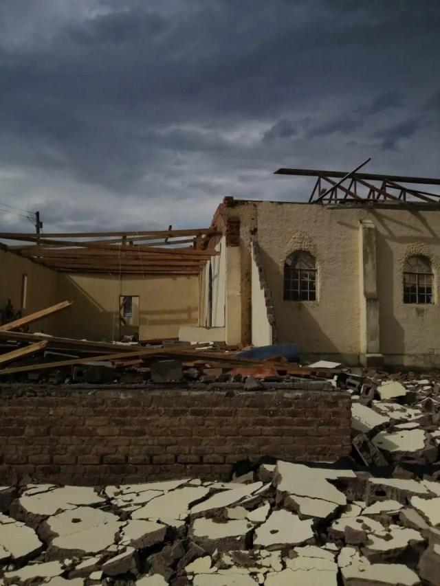 Eastern Cape Tornado