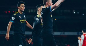 Manchester City 3 - 0 Arsenal