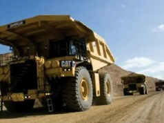 Mining Delivery Driver