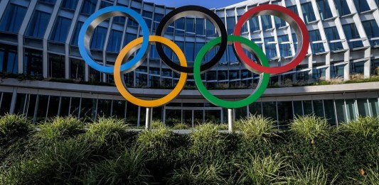 Russia was banned from the Olympics