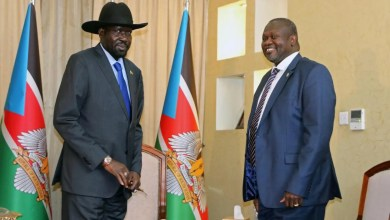 South Sudanese officials