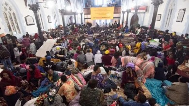 Photo of Hundreds of refugees finally evicted from CT church