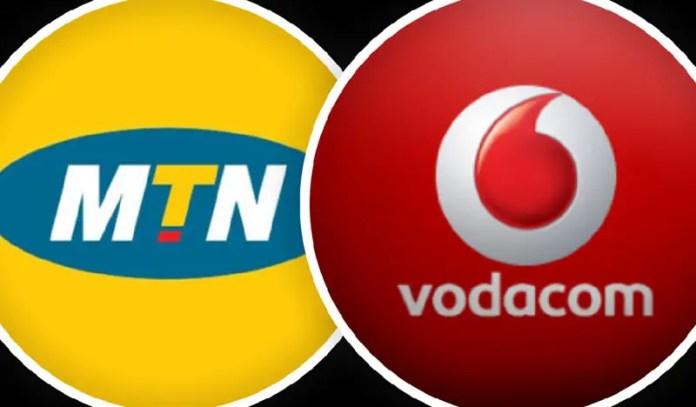 Vodacom and MTN