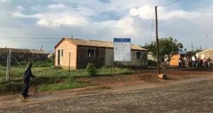Winnie Madikizela-Mandela's Brandfort house