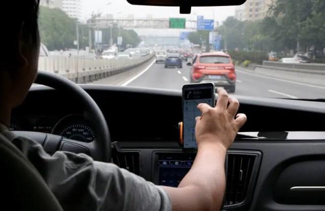 App-Based Designated Drivers
