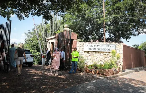 Body of missing Parktown Boys