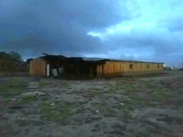 Sherperd Bushiri's Church torched