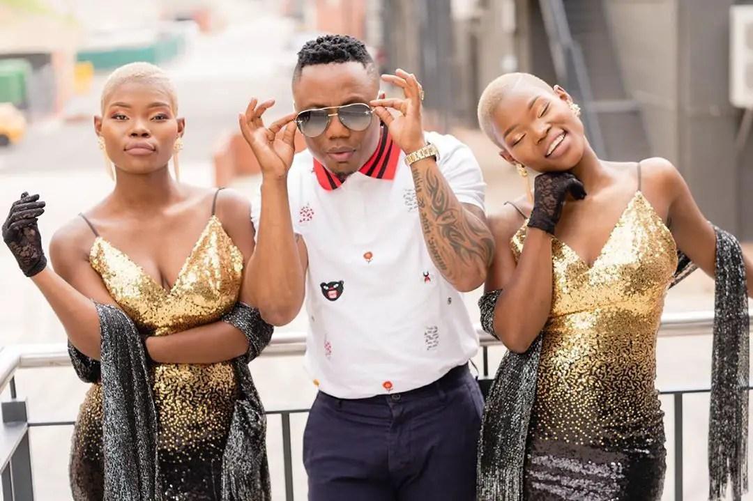 DJ Tira and Qwabe Twins
