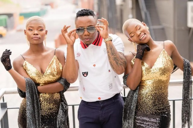 DJ Tira and Qwabe Twins