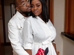 Davido & his wife Chioma