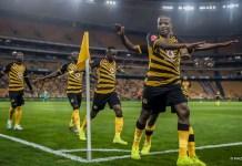 Kaizer Chiefs 1 - 0 Golden Arrows