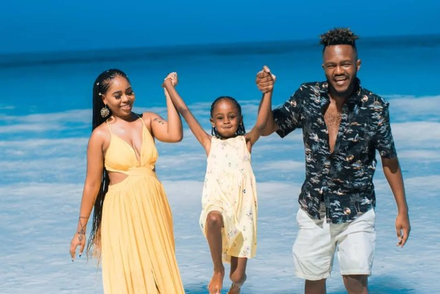 Kwesta & his family