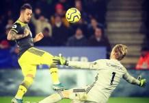 Leicester City 1 - 2 Southampton