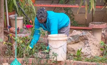 Male Domestic Worker