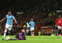 Manchester United 1 - 3 Manchester City