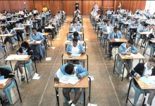 Matrics writing exams
