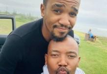 Moshe Ndiki & Phelo Bala