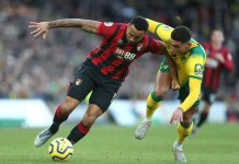 Norwich City 1 - 0 Bournemouth
