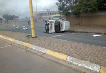 QwaQwa unrest