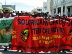 SA Municipal Workers Union