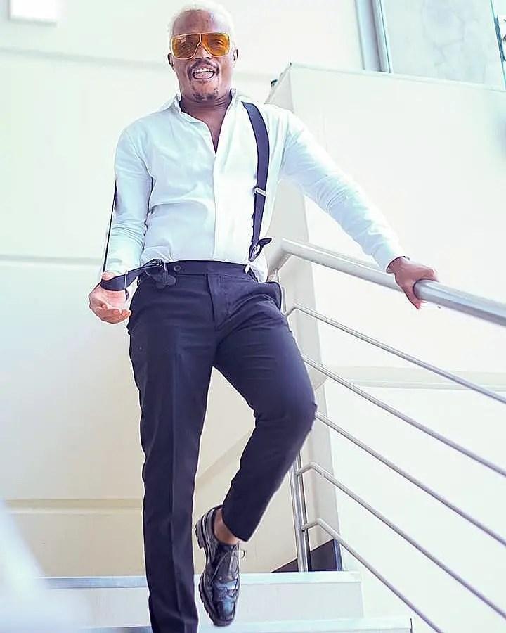 Somizi Mhlongo