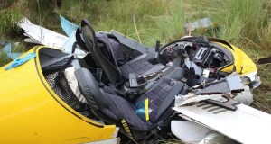 Springs plane crash