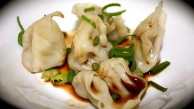 Photo of Steamed pork and prawn dumplings – Recipe