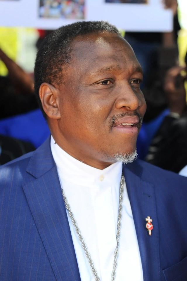 Bishop Stephen Zondo