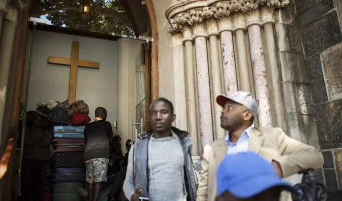 Cape Town refugees slam court judgment