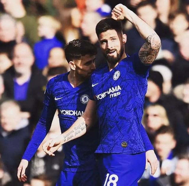 Chelsea 2 - 1 Tottenham
