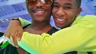 Lasizwe and Somizi