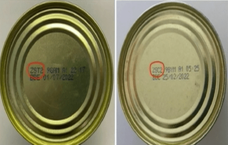 Manufacturer of recalled pilchards in big trouble
