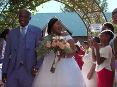 Mr and Mrs Khumalo