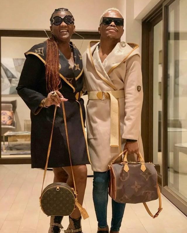 Shauwn Mkhize & Somizi