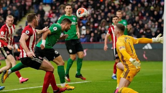 Sheffield United 1-1 Brighton