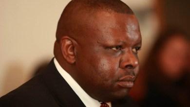 Western Cape Judge President John Hlophe