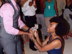 Woman proposing-to-a-man