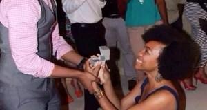 Woman proposing-to-a-man
