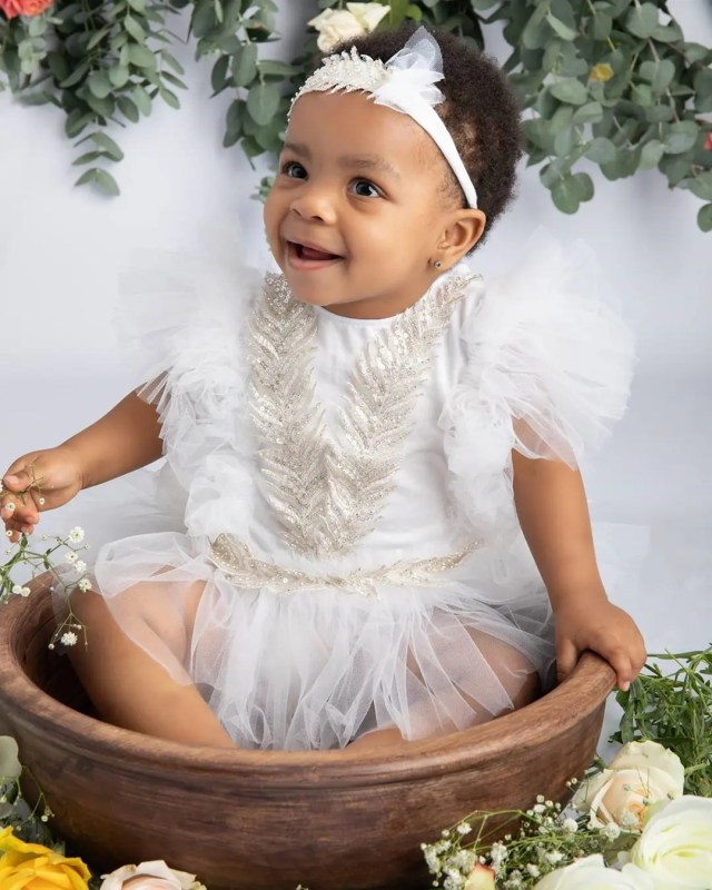 Amo Chidi shares a beautiful pic of her Daughter