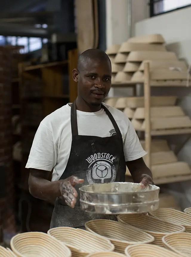 Baker Croissants