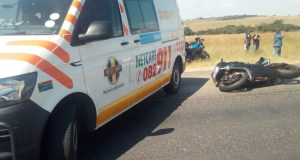 Biker killed on R512 Sterkwater