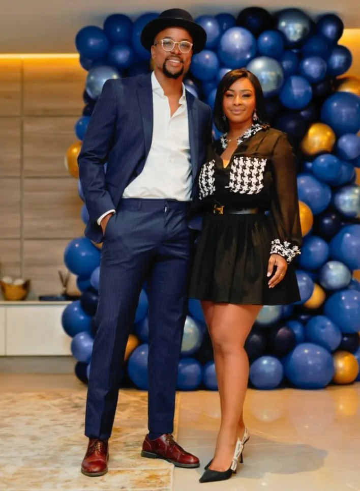 Maps Maponyane and Boity are in a romantic relationship